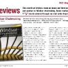 GMC Book Review of Windsor Chairmaking