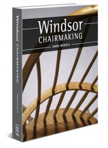 Windsor chair making book cover