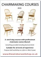 The Windsor Workshop course brochure 2015