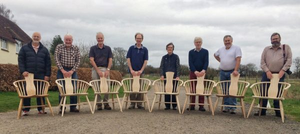 Windsor Chair Makers Class
