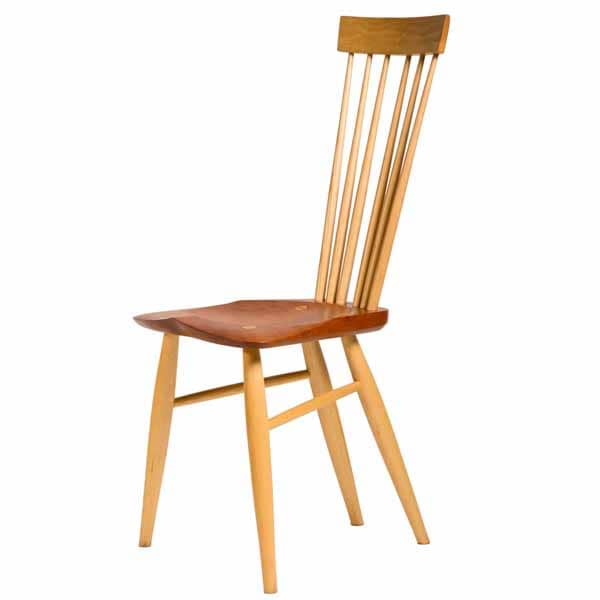 minimalist comb side chair the windsor workshop