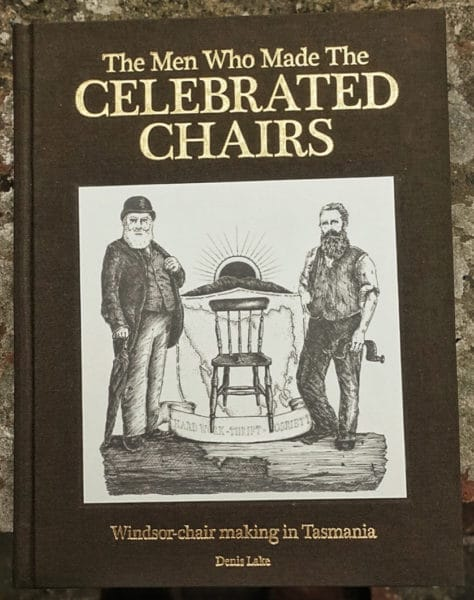 Celebrated Chairs Book