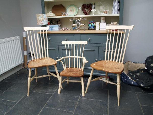 Garry Wood's chairs