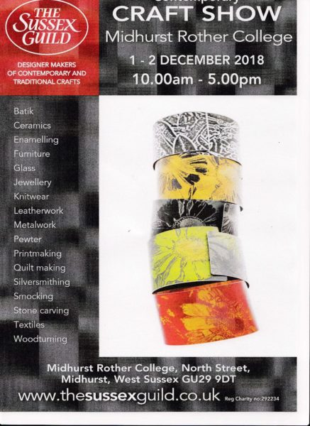 Midhurst Rother Craft Show