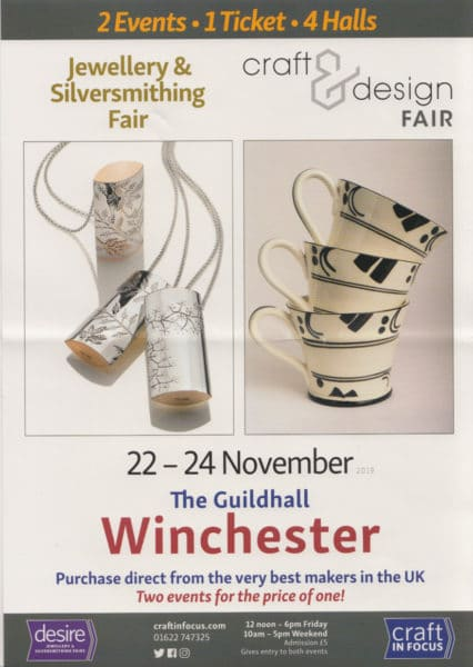 Winchester Show Poster
