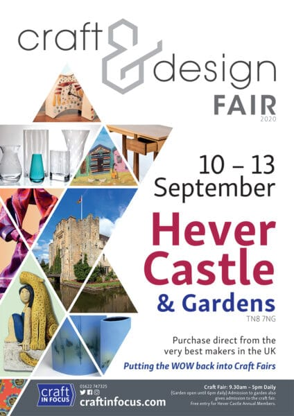 Craft Fair at Hever Castle
