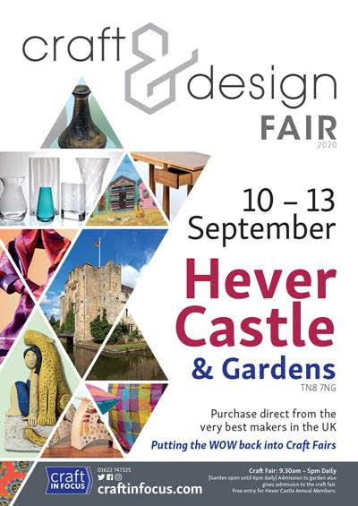 Hever Castle Craft Show