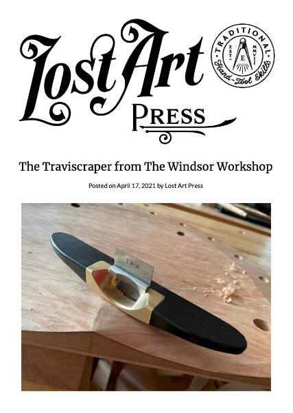 Lost Art Press Review